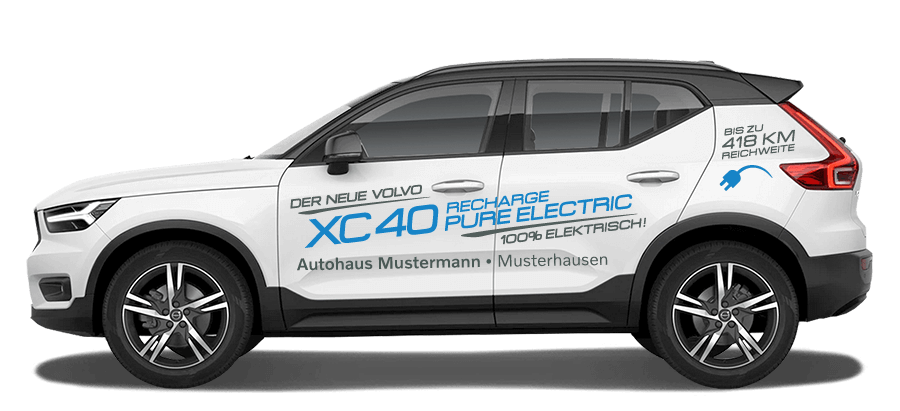 Volvo XC40 Recharge Pure Electric Variante B